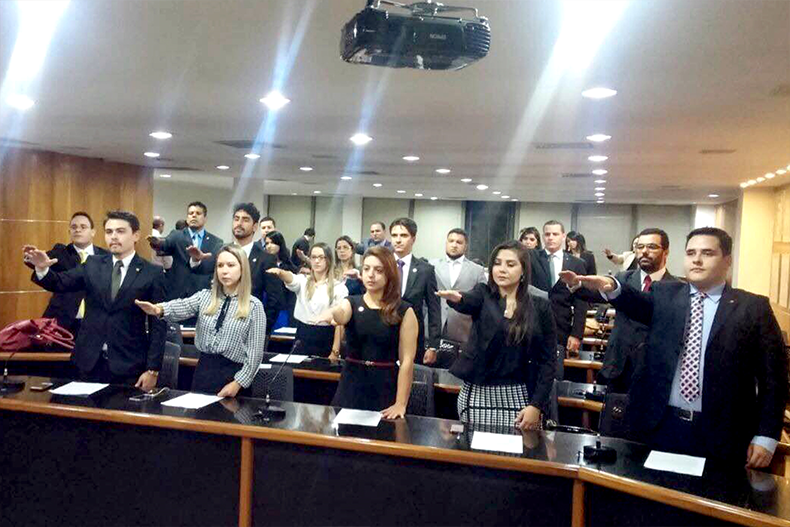 Membros do Conselho do Jovem Advogado – Triênio 2016/2018