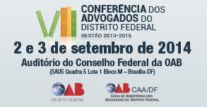 VIII Conferência dos Advogados do Distrito Federal