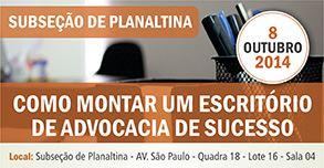 banner-293x152-Como montar um Escritório de Advocacia de Sucesso-PLANALTINA