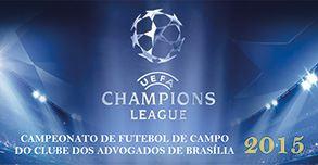 Campeonato de Futebol de Campo 2015