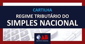Cartilha Regime Tributário do Simples Nacional