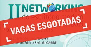 II Networking do Escritório Modelo – 2015