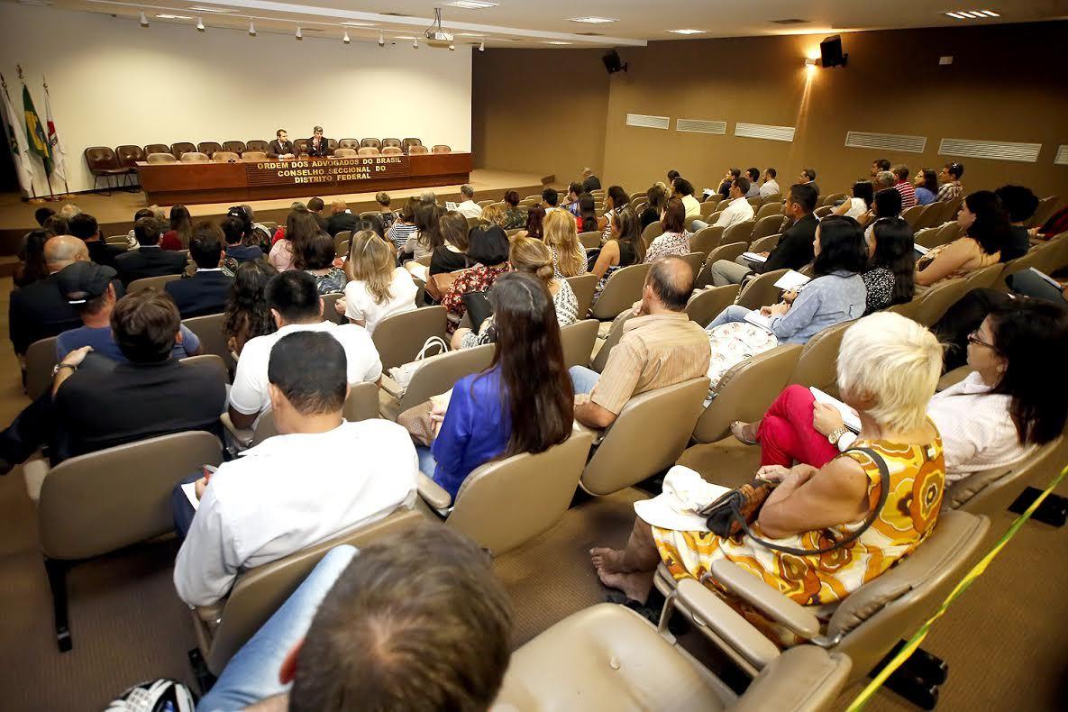 OAB/DF promove seminário sobre gestão de resíduos sólidos