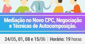 Mediação no Novo CPC, Negociação e Técnicas de Autocomposição