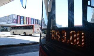Passagem de ônibus e metrô no DF fica em média 40% mais cara a partir de hoje (Marcello Casal Jr/Agência Brasil)