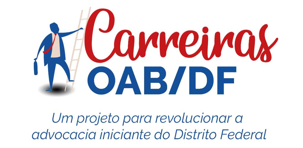 Logo Carreiras OAB/DF